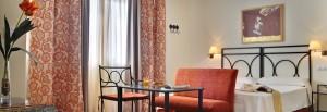 habitación hotel centro Sevilla