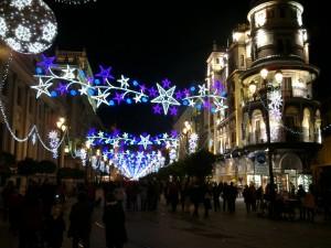 centro Sevilla Navidad
